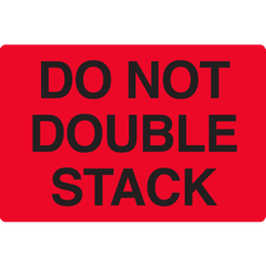 Do Not Double Stack