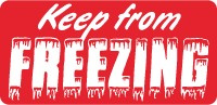 Keep From Freezing {Text}