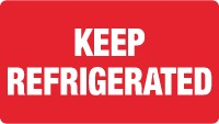 Keep Refrigerated